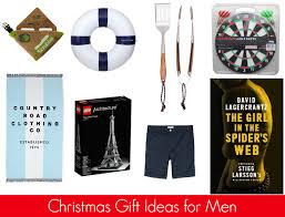gift ideas for men style