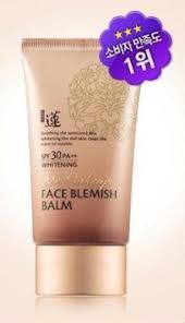 blemish balm whitening cream spf 30