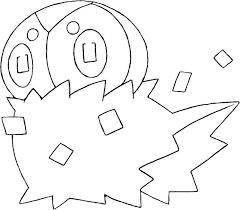Kleurplaat Spewpa Pokemonxandy Http Www Pokemon Kleurplaat Nl