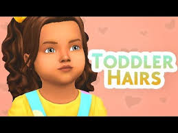 toddler hair only 31 hairs w links