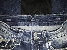 juniors vigoss jeans with rhinestone