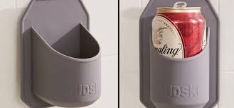 this shower beer holder is a genius