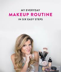 my everyday makeup routine in 6 fast