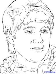 One Direction Drawing At Getdrawings Free Download