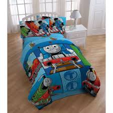 thomas the train twin size sheets set