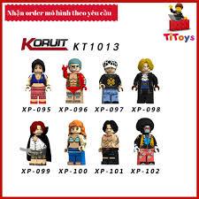 Minifigures các nhân vật Đảo hải tặc mới nhất - Đồ chơi Lắp ghép ...