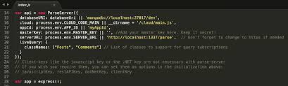 node secrets safe with heroku and dotenv
