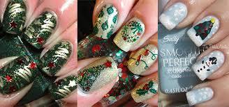 tree nail art designs ideas