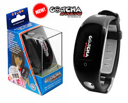 Datel Go-Tcha Evolve LED Touch Smartwatch for Pokemon Go - Grey ...