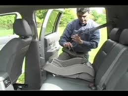 car seat installation evenflo embrace