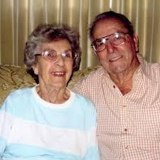 Anniversary: Carl and Ida Hansen