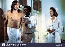WILL SAMPSON, NATHAN GEORGE, LOUISE FLETCHER, ONE FLEW OVER THE Stock Photo  - Alamy