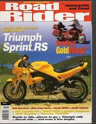 australian road rider magazine 16 for
