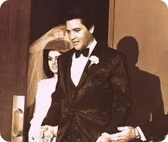 Wedding day for Elvis and Priscilla May 1967 | Elvis wedding, Elvis and  priscilla, Priscilla presley