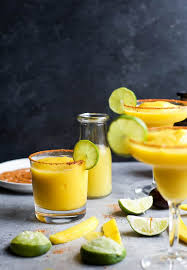 frozen mango margarita easy healthy