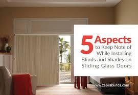 shades for sliding glass doors 5