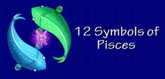 12 pisces symbols of the zodiac you