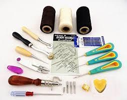 leather craft tools kit