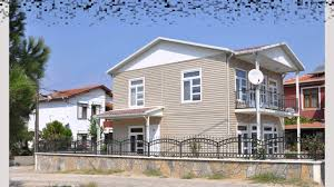 بيوت خرسانية جاهزة منازل مصنوعة من الخرسانة الجاهزة حلوه خيال