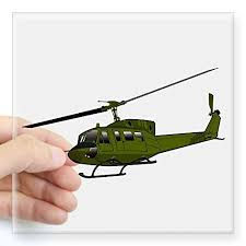 Cafepress Huey Helicopter Uh 1 Color Sti Buy Online In Bahamas At Desertcart