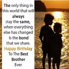 Pin By Yanie Muspat On Qoutes Happy Birthday Brother Messages Happy Birthday Brother Quotes Birthday Wishes For Brother