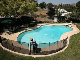 Fence The Backyard Pool For Safety Orange County Register