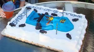 Pin by Scott Seymour on Blue ninjago Jay birthday cake toppet ...