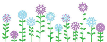 Flower Wall Decal Floral Wall Decor Vinyl Wall Decor Flower Decals Contemporary Wall Decals By Wall Decal Source