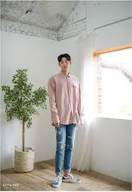 styleman over pastel pocket shirt