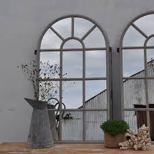mirrors home barn vintage
