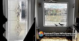custom stained glass windows panels