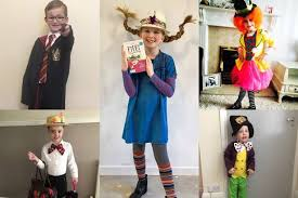 homemade world book day costume ideas