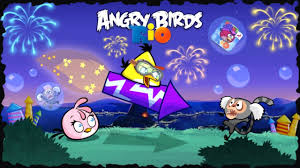 Angry Birds Rio 2 - Rocket Rumble All Levels Three Star ...