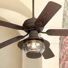 rustic indoor outdoor ceiling fan