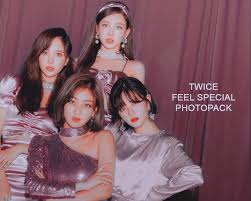 Twice Feel Special Photopack by VioletKino on DeviantArt