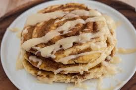 7 bob evans cinnamon roll pancakes