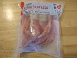 Fremont Fish Market Snow Crab Legs ...