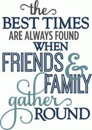 silhouette online store best times when friends family gathered
