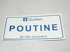 Quebec Bumper Sticker Ebay