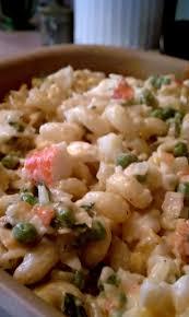 Crab Pasta! Corkscrew Pasta (cook first ...