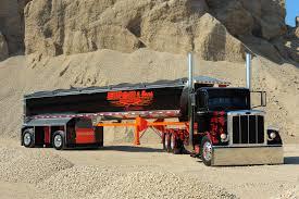truck peterbilt semi