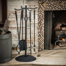 alsip cabinet style fireplace screen