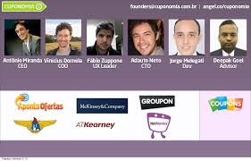 founders@cuponomia.com.br | angel.co/cuponomia Antônio Miranda