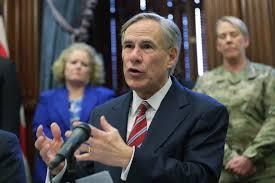 Gov. Greg Abbott Raises Idea Of 'George Floyd Act' At Houston Visitation    KERA News