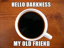 quotes about dark coffee quotes