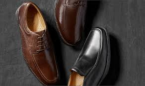 formal shoes to business casual
