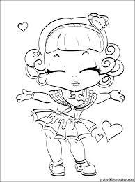C A Cupid Monster High Gratis Kleurplaten