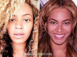 stars without makeup who from
