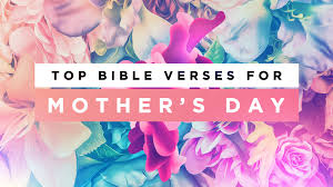 top 50 verses for mother s day
