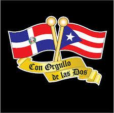 Puerto Rico Dominican Rep Flag Car Decal Sticker 273d Ebay